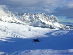 Skiwelt and the Wilder Kaiser