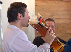 Drinking from the big one