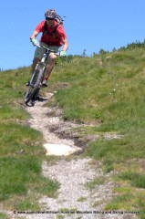 tailored mountain biking