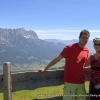 Mountain bike holiday guests next to the Wilder Kaiser in the Alps